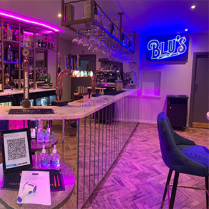 What Blu's Bar Has To Offer